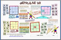Cuadrados Mágicos, Cuadrados mágicos 3x3, Cuadrados mágicos y el algebra, Cuadrados mágicos y los ángulos