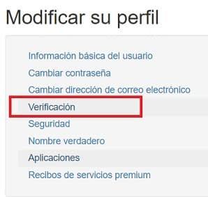 verificación cuenta localbitcoins