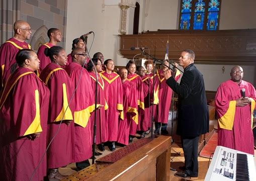Ouvir o som do Gospel no BAIRRO DE HARLEM em Nova Iorque | EUA