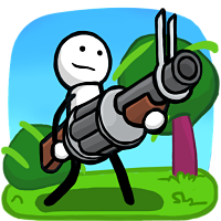Tải Game One Gun Stickman Hack Mod Full Tiền Cho Android