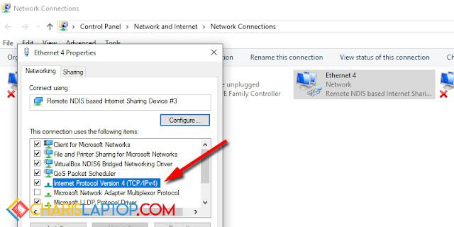 Tutorial Memperbaiki Server DNS Address Could Not Be Found