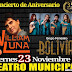 Aniversario del Grupo femenino Bolivia con William Luna - 23 de noviembre