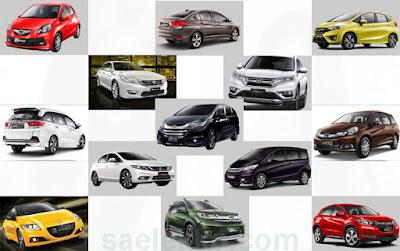 Harga mobil honda bekasi terbaru saat ini