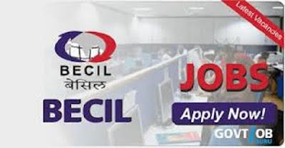 BECIL Recruitment 2017 at New Delhi, Delhi Last Date : 01-03-2017