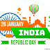 Happy Republic Day images 26 January Shayari Images 2019 #HD