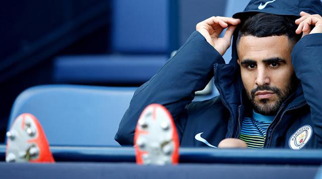 Apa yang Terjadi Pada Riyad Mahrez di Manchester City?
