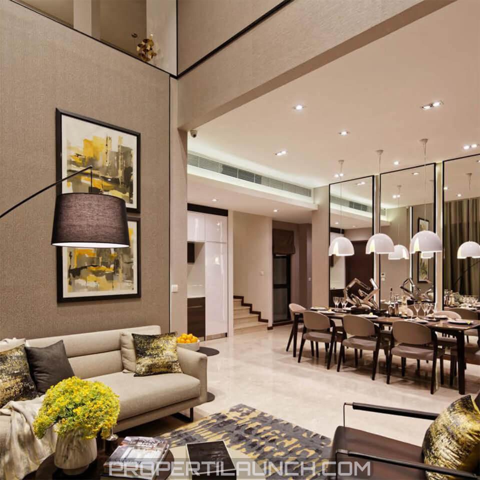Interior Design Rumah Lakewood NavaPark Tipe 10