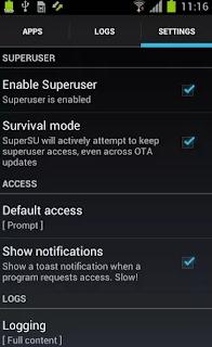 SuperSU APK Terbaru