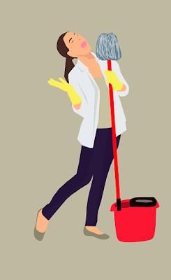 cara manajemen waktu untuk ibu tanpa asisten rumah tangga