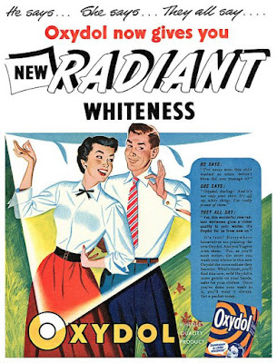Oxydol - New Radiant Whiteness