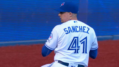 MLB : Sanchez Starts for Jays in Colorado