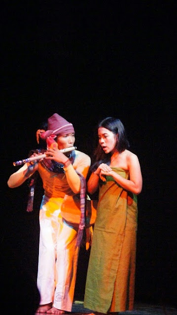 """Mengintip Opera Batak """"Perempuan di Pinggir Danau"""", Tentang Derita Perempuan Di Danau Toba"""