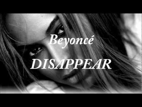 Beyoncé Disappear MP3, Video & Lyrics