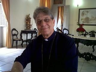 O Arcebispo da Paraíba Dom Aldo, pedi renuncia por motivos de Saúde, que foi aceita pelo o Papa Francisco