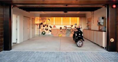 6 Tips Mudah Merapikan Garasi Rumah