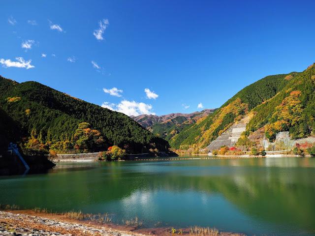 有間ダム 名栗湖
