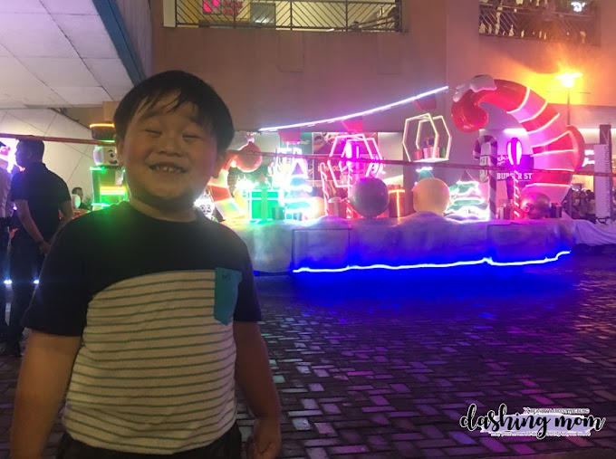 See MOA's Biggest and Brightest Lights Parade