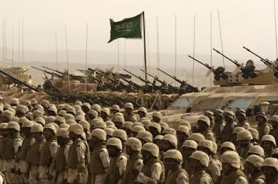 150.000 Tentara Saudi Berangkat ke Suriah Lewat Turki