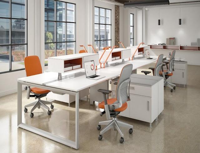 best buy modern used office furniture Houston Harwin for sale