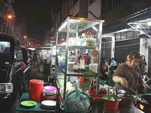 Kuliner Indonesia - Jalan Semarang