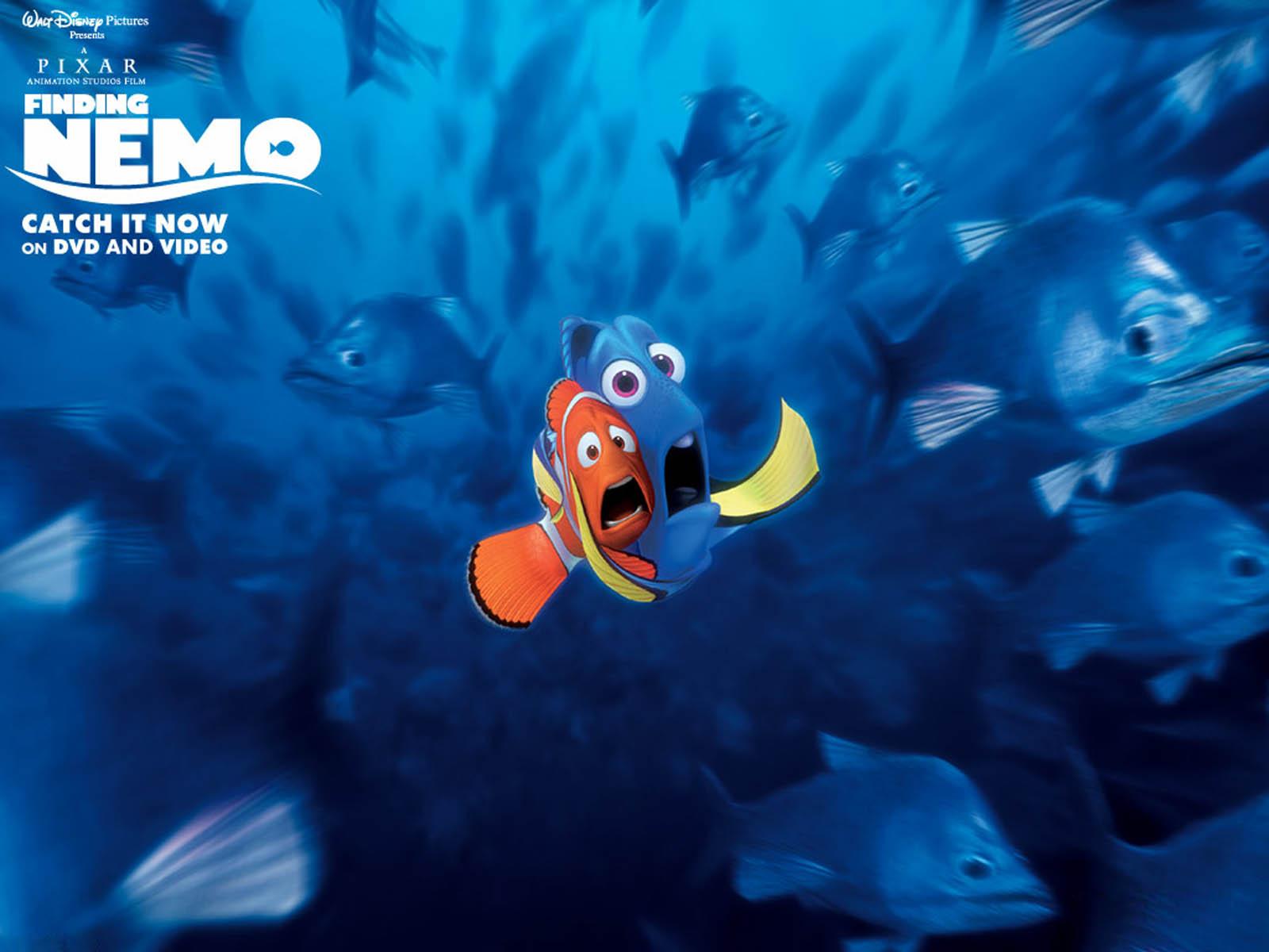 wallpaper: Finding Nemo Wallpapers