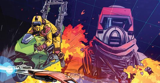New IDW M.A.S.K. Comic Will Debut This Fall, First Images and Story Details