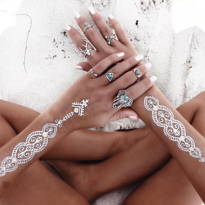 gioielli etnici stile ibiza