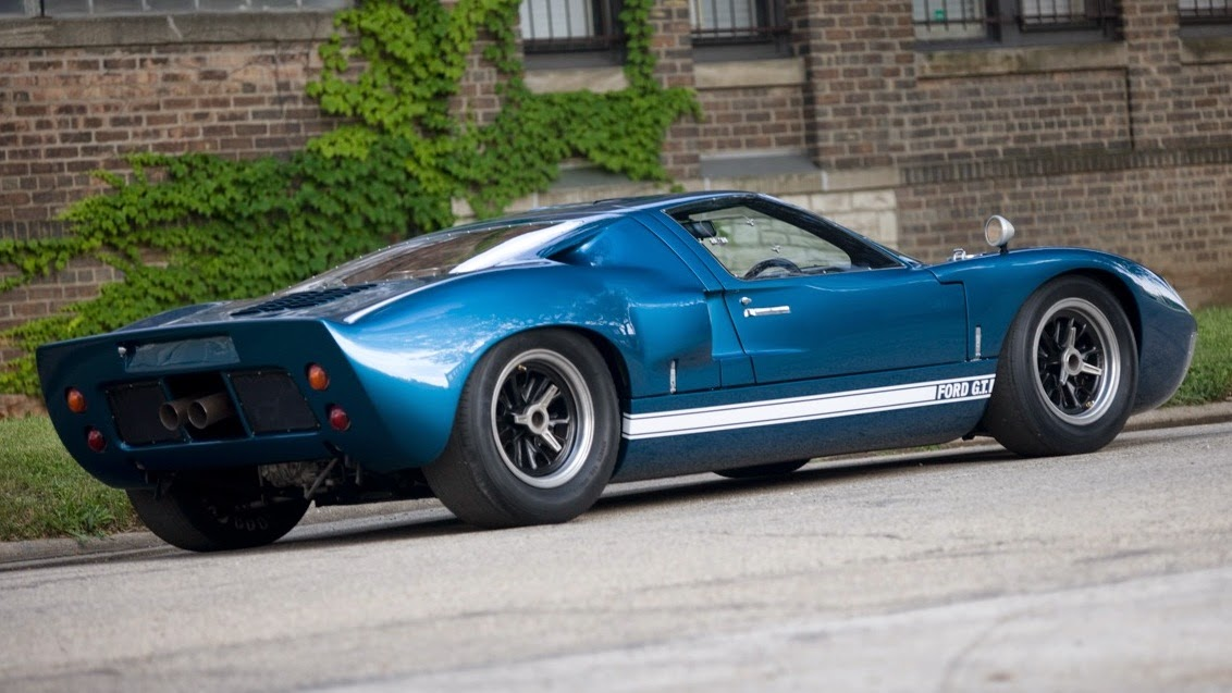 1966 ford gt40 - 1966 Ford Gt40 Fast Five