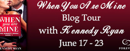 When You Are Mine Blog Tour and Giveaway!!