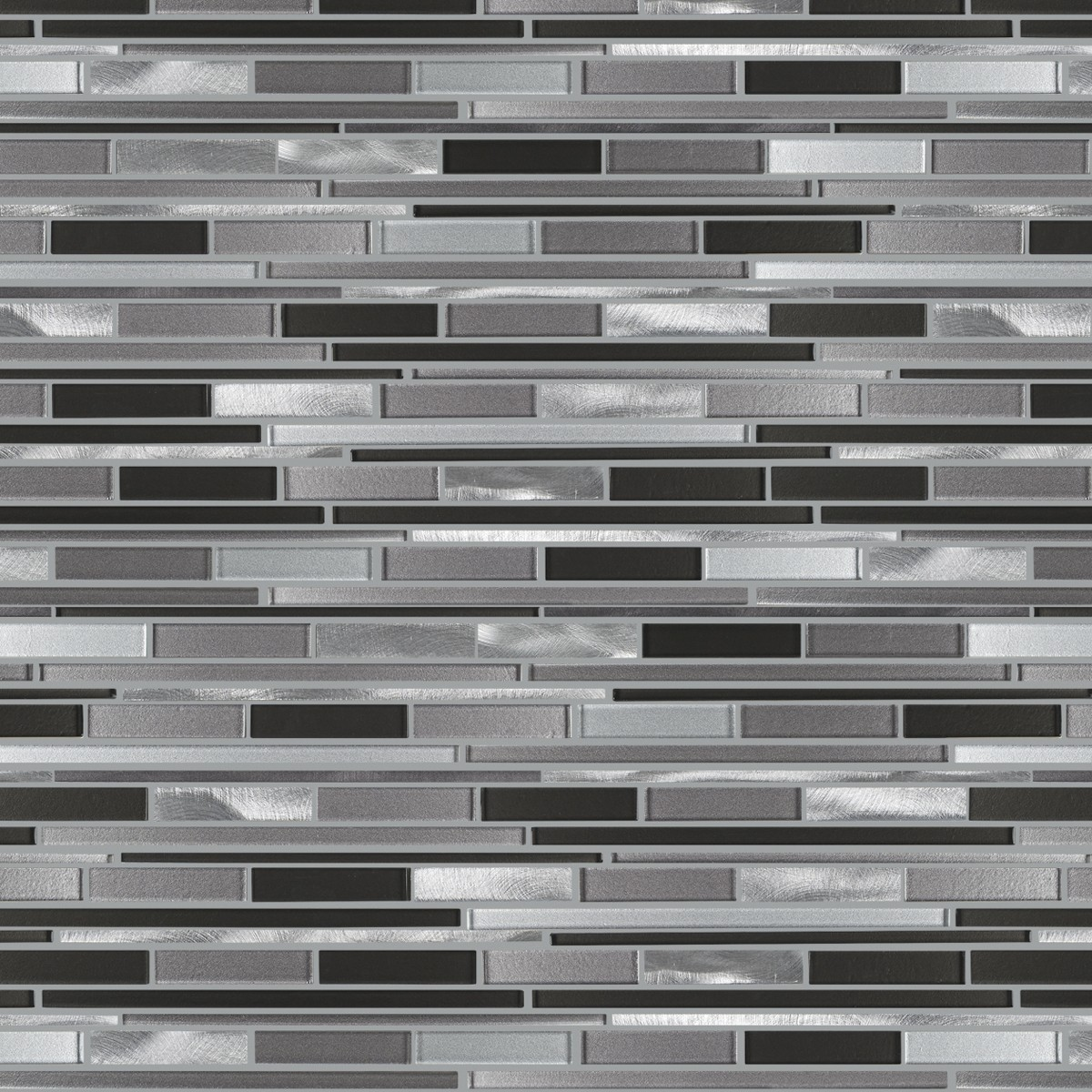 Golden Select Glass And Aluminum Mosaic Your Home Project