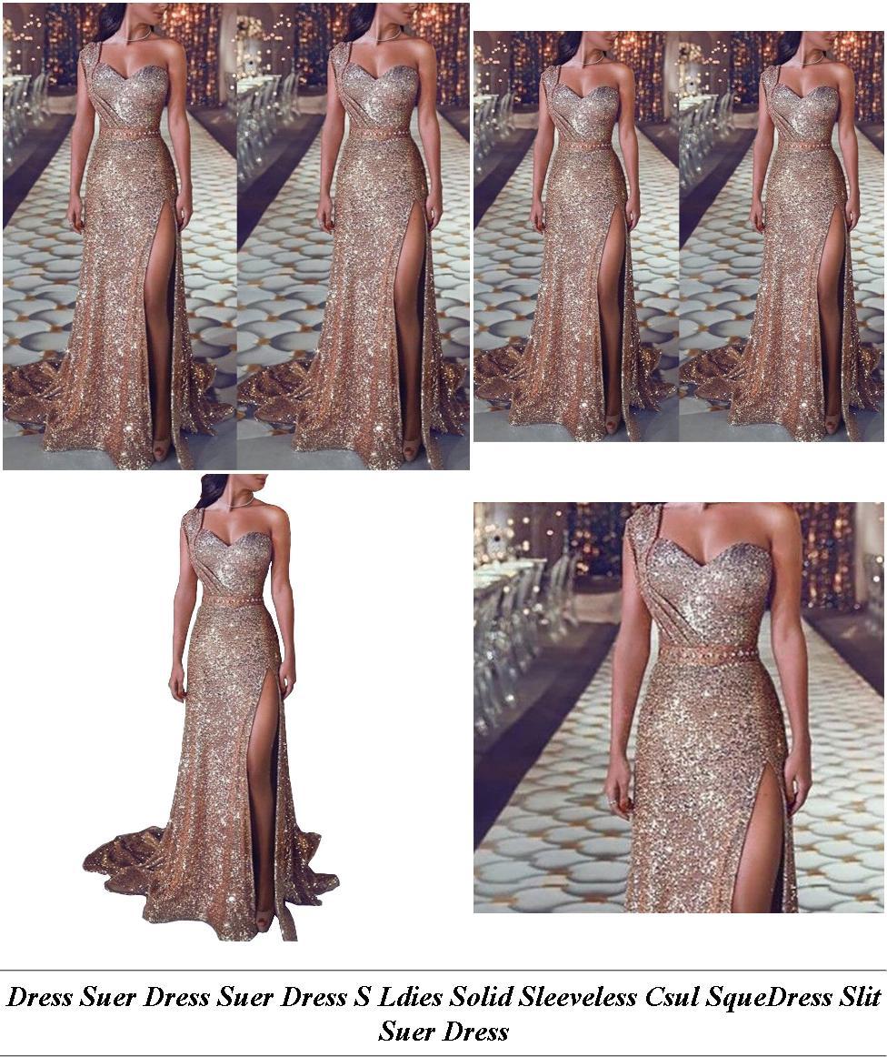 Junior Prom Dresses - Next Co Uk Sale - Gold Dress - Cheap Cute Clothes