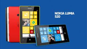 Dien thoai Nokia Lumia 520 chinh hang