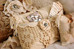 Vintage Lace Memory Pillows