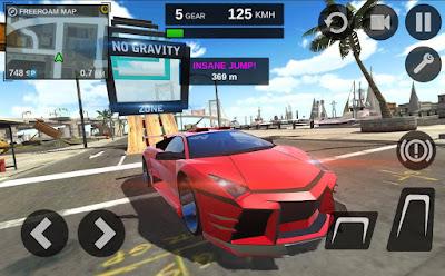 Tampilan Game Speed Legends Open World Racing