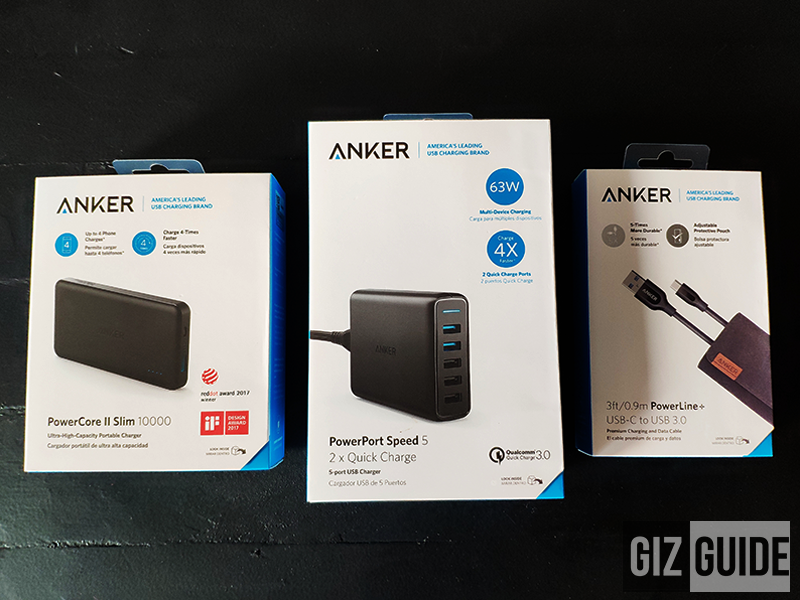 Look: 3 Anker products targeted for on-the-go people!