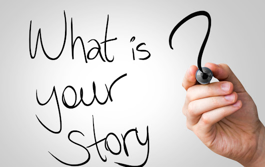 Writing a grant proposal? Tell your story ...