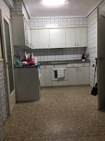 piso en venta calle san vicente castellon cocina