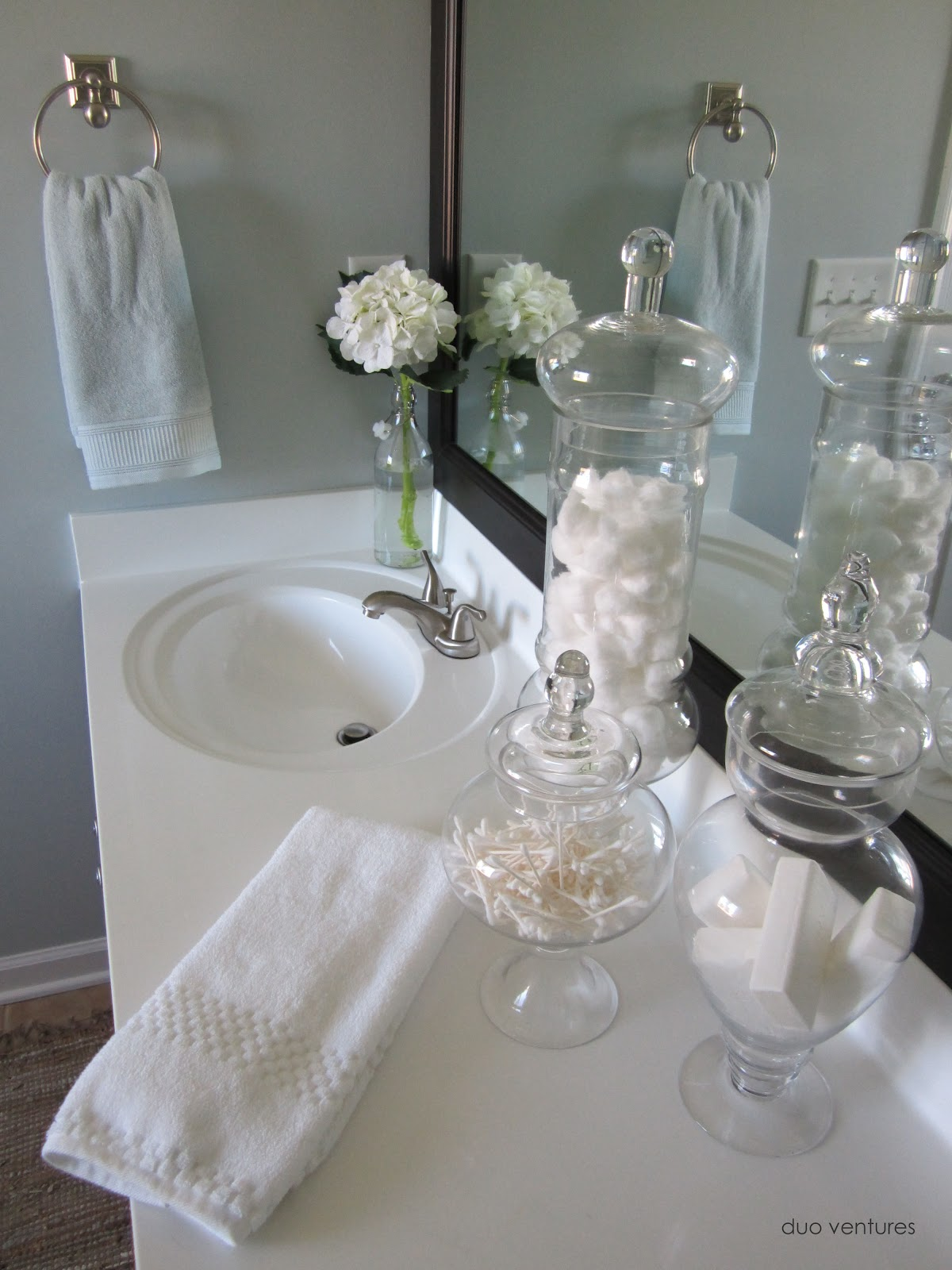 Duo Ventures Master Bathroom Makeover