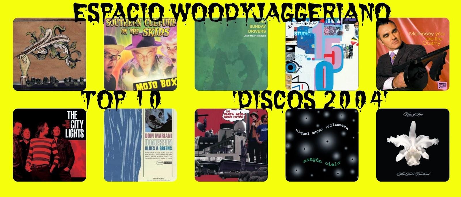 Los mejores discos del 2004