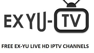 EX-YU iptv links m3u playlist