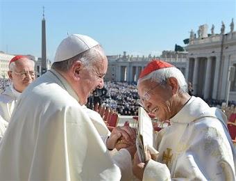"""Đức Hồng Y Trần Nhật Quân thỉnh cầu Tòa Thánh đừng """"đầu hàng"""" Bắc Kinh"""