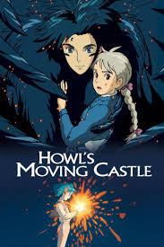 Howl's Moving Castle 2004 Dual Audio  WEBRip 480p 350Mb x264