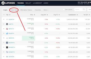 شرح طريقة الاستثمار مع منصة  Latoken
