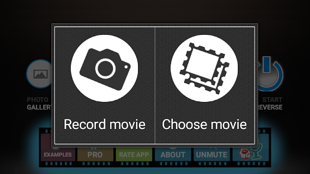 Magic reverse Movie Android App Free Download