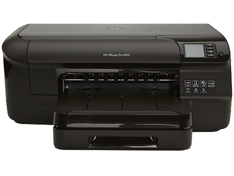 Drivers Download: Download Driver HP Officejet Pro 8100 ePrinter series - N811