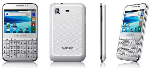 harga update samsung galaxy pro baru dan bekas, handphone android qwerty tipis, qwerty layar sentuh, ponsel android kelebihan dan kelemahan galaxy pro terbaru