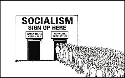 Perbedaan Komunis dan Sosialis