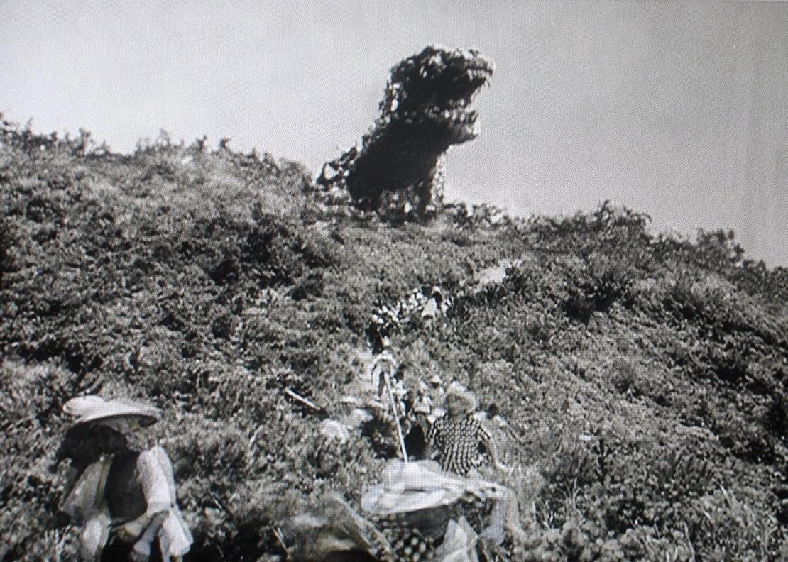 Primera imagen de Godzilla en el cine