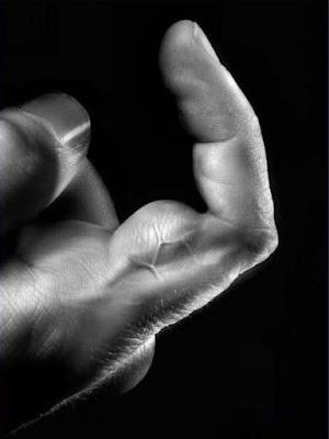 powerful finger