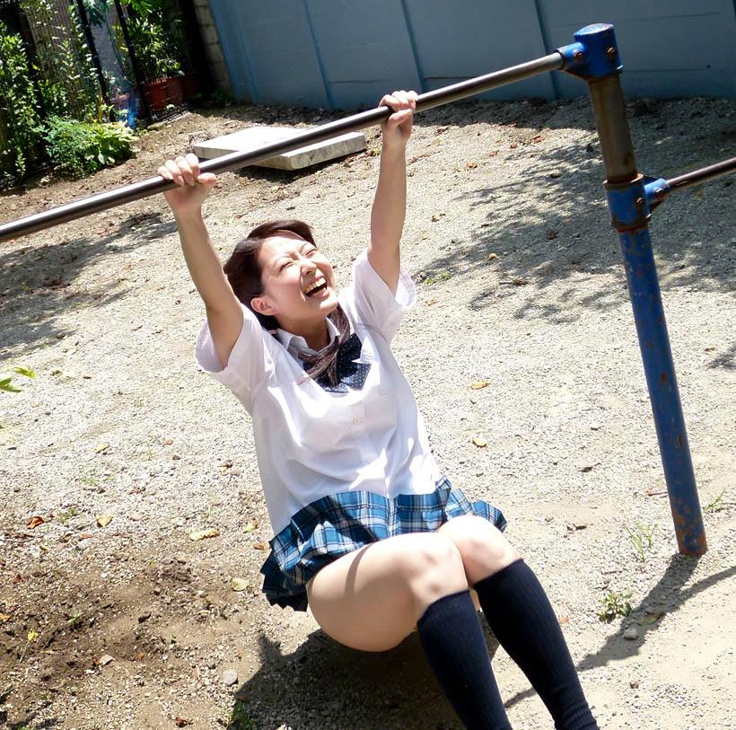 miwa asaka hot schoolgirl cosplay 02